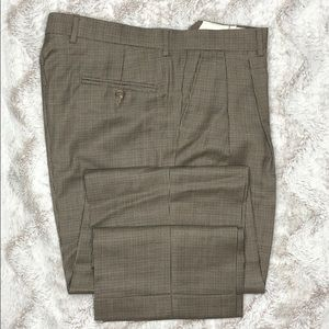Ralph Lauren Pleated Cuffed Slacks